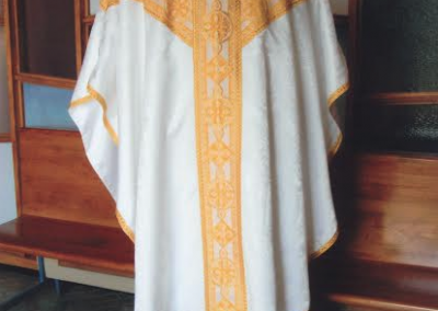 White Vestments
