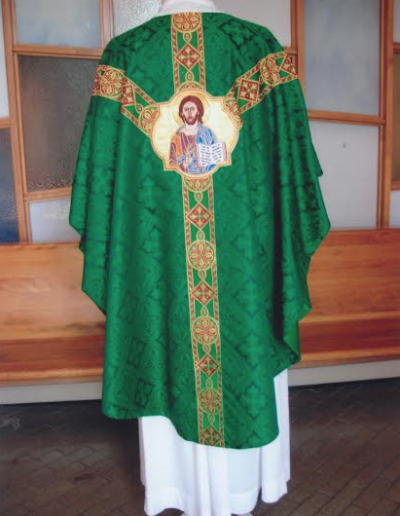 Roman Catholic Green Vestments