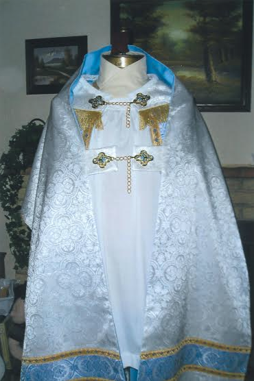 Marian Solemn Set